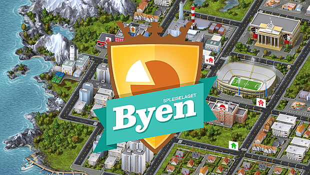 Spillet Byen